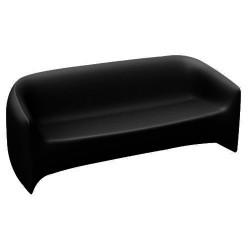 Blow Sofa Vondom black