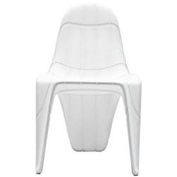 Empuxo de F3 cadeira branca