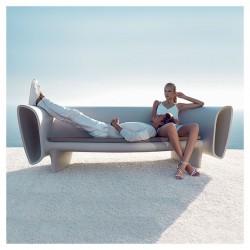 Basic Bumbum Vondom white sofa