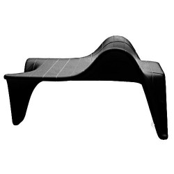 F3 Table Basse Vondom Noir
