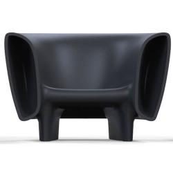 扶手椅 Bumbum Vondom 黑色