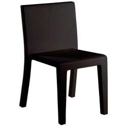 Jut Vondom di sedia Silla nero