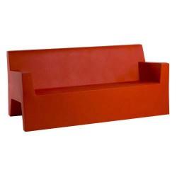 Jut Sofa Sofa Vondom rot