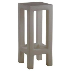 Jut Taburete stool top Vondom grey