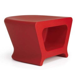 PAL Mesa Table Vondom Red