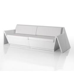 Rest Sofa Vondom Blanc Mat
