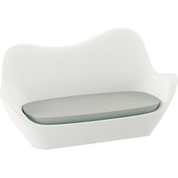 أريكة سبينس فوندوم أبيض