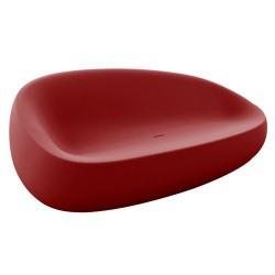 Rosso pietra divano Vondom