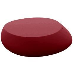 Stone Table Basse Vondom Rouge