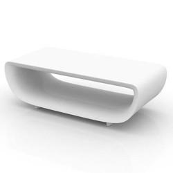 Branco de empuxo de Bumbum básico baixo tabela
