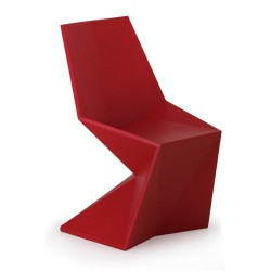 Vertex Silla Chair Vondom Red