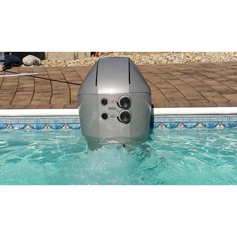 Swimming against current Aquajet Jet 100 Stream PoolMarina