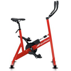 Pool AquaNess V2 red bike
