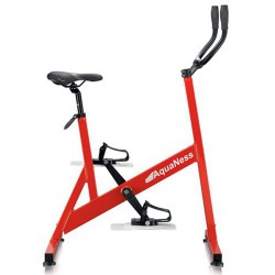Vélo de Piscine AquaNess V3 Rouge