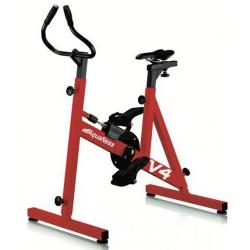 Pool AquaNess V4 red bike