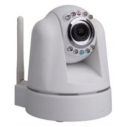 Caméra IP Motorisée PTZ Wifi intérieure SecurOne