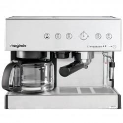 Espresso Magimix 11423 handset with coffeemaker