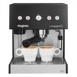 Cafetière Expresso Automatique Magimix 11412 Design Noir et Inox