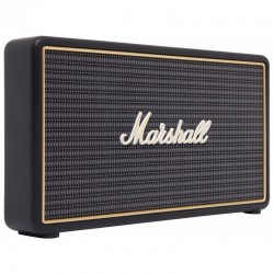 Marshall Stockwell black Bluetooth speaker