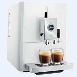 Machine espresso with grinder Jura A7 PIANO WHITE
