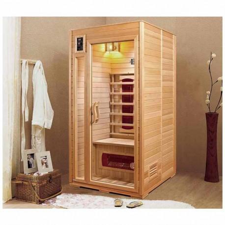 Sauna Infrarouge Montana 1 Place VerySpas