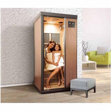Sauna Infrarouge Cervin 1 Place VerySpas