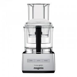 Magimix CS5200XL Premium Chrom glänzende 18715F Multifunktions-Roboter
