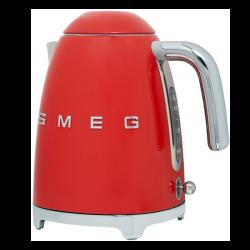 Cafetera Smeg KLF03RDEU rojo 1.7 litros inalámbrico