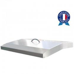 Couvercle tout Inox pour Grande Plancha Electrique Electica PL4 ou PL6