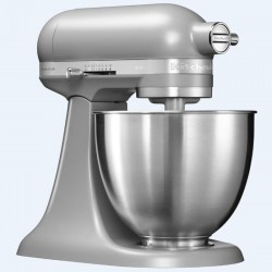 Robot Pâtissier KitchenAid Multifonction Inclinable Gris Graphite