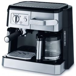 Espresso de auricular Delonghi con filtro puerta Crema