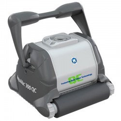 Robot Hayward Aquavac 300 Quick Clean with foam brushes