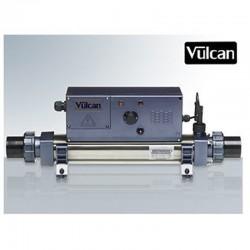 Vulcan heater analog titanium Mono 6kW swimming pool above ground and buried