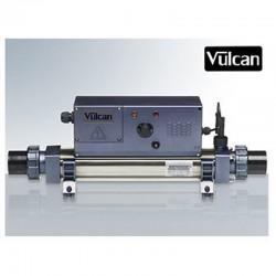Vulcan heater analog titanium Mono 12kW pool above ground and buried