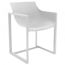 Wall Street white Vondom Chair