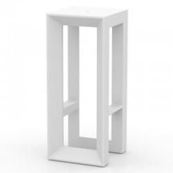 Blanco de diseño Vondom taburete de bar