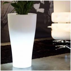 Curvada サラマーゴ財団 H100 LED ホワイト ライト ポット