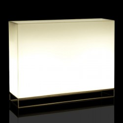 Planter Vela Vondom wall light white