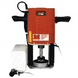 Core drill water on column Trotec for holes from 8 to 120 mm