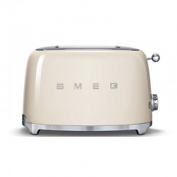 Grille-Pain Smeg TSF01CREU Toaster Creme