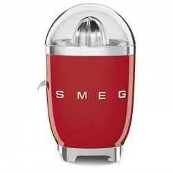 Presse-Agrumes Smeg CJF01RDEU Design Années 50 Rouge