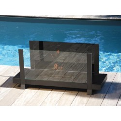 Cheminée éthanol Fire Bench Sublima AxiJet I-Blue