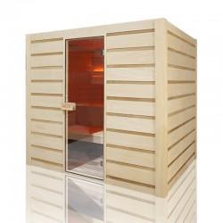 Eccolo Holl's traditional sauna