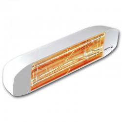 Chauffage Infrarouge Heliosa Hi Design 11 Blanc Carrara 2000W