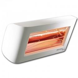 Chauffage Infrarouge Heliosa Hi Design 55 Blanc Carrara 1500W IPX5