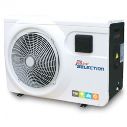 JetLine Selection 70 Poolex R32 30 to 40 m pool heat pump 3
