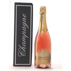 O desejo HeraLion de champanhe Brut Rosé