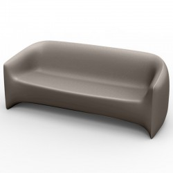 Sofa Vondom blow taupe mat
