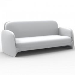 Canapé Sofa Vondom Pezzettina Blanc Mat