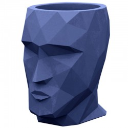 Пот Адан Вондом средней синей модели